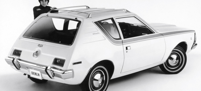 Rückblick: 50 Jahre AMC Gremlin:: The First American built Import