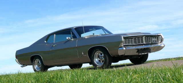 full size performance 1968 ford galaxie 500 xl gt fastback luxus us car - Ausatmen Fans Usa