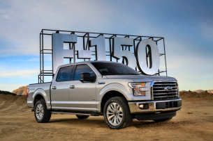 Produktionsweltmeister: Ford F-150 Pick-up meistgebautes Auto des Jahres 2016