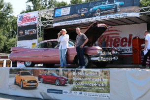 So war's: Wheels US Car & Bike Show, 26./27. Mai Hannover