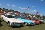 Lucky 13: 13. Int. Classic USA Car Treffen, 02. September, Reuver (NL)