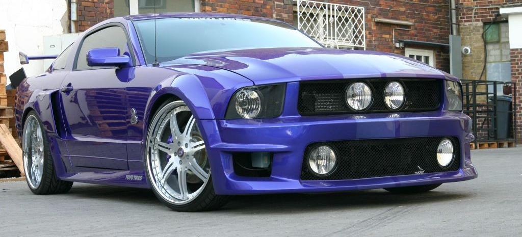 West Coast Customs Shelby Mustang : Eines von 25 limitierten Sondermodellen - Auto des Monats ...