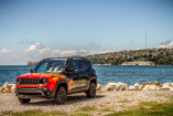 Feuer und Flamme: Jeep Renegade : Jeep 'Hell's Revenge' Showcar