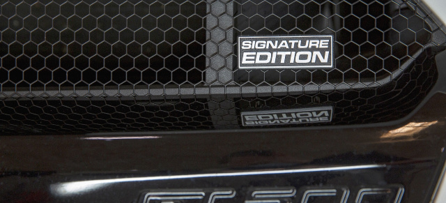 Shelby GT500SE und GT350SE: Signature Edition