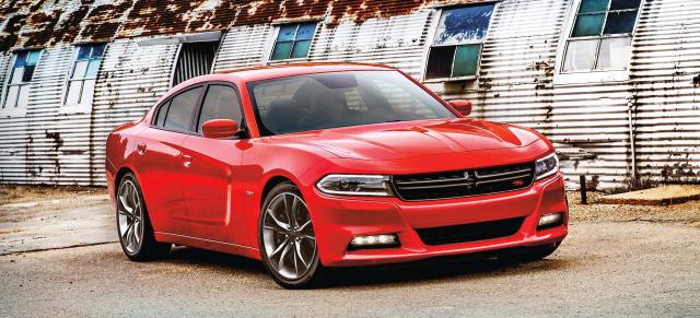 Fiat-Gene für Dodge Charger & Co: Ab 2019 auf Fiat Basis ...