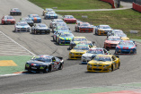 American Fan Fest & NASCAR Whelen Euro Series, 14.-16. September, Hockenheim: Stars & Stripes im Motodrom
