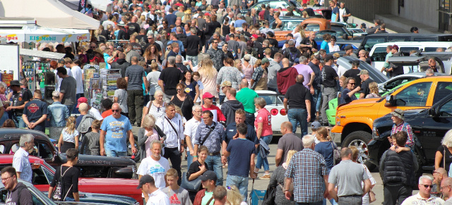 24./25. August: 14. US-Car Show, Grefrath