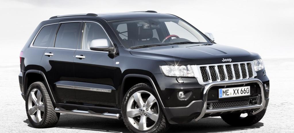 11 Jeep Grand Cherokee Vmaxx veredelt den Jeep Grand Cherokee: Exklusives Zubehör ...