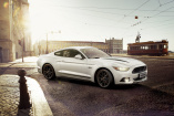 Sondermodell : Ford Mustang Black Shadow Edition