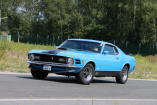 1970er Ford Mustang Mach I: Empty Nester Stang