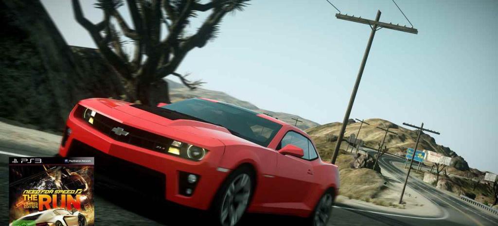 Runde Chevy >> Need for Speed The Run: Ab 17. November geht das legendäre Autorenn-Spiel in die nächste Runde ...