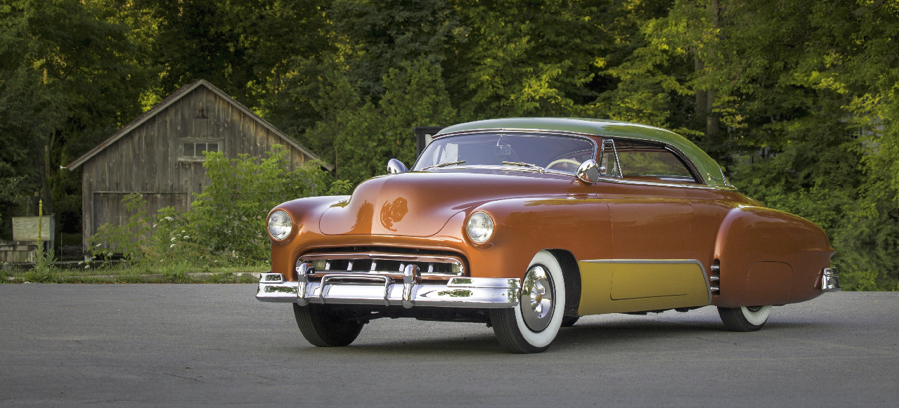 "Once Upon A Time: Custom Tribute: 1951er Chevrolet ""Bel Air Royal"""