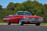 1960er Chevrolet Impala Convertible: Long Distance Showstopper