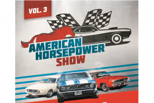 SAVE THE DATE: 3. American Horsepower Show, 28. Juni 2020, Dinslaken