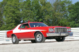 1974er Ford Torino Starsky Hutch: Alarm für Zebra 3 oder Two Cops in one Coupe