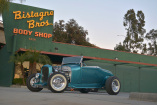 1929er Ford Hot Rod mit 401 ci Buick Nailhead Power: Valley Style Roadster