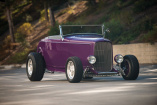 Low-Mileage Ford Street Rod im authentischen 90s-Stil: Purple Smoothie