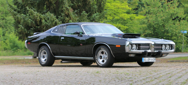 Best Seller: 1973er Dodge Charger SE