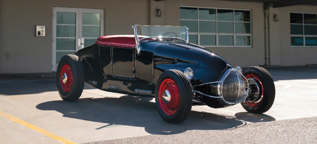 Track it out!: 1927er Ford Model T Track Roadster