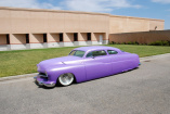 Kustom made by Rick Dore: Purple Passion: Rick Dore's 51er Mercury Custom