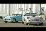 60 Jahre Ford Thunderbird - History in Bildern!: Happy Birthday T-Bird!