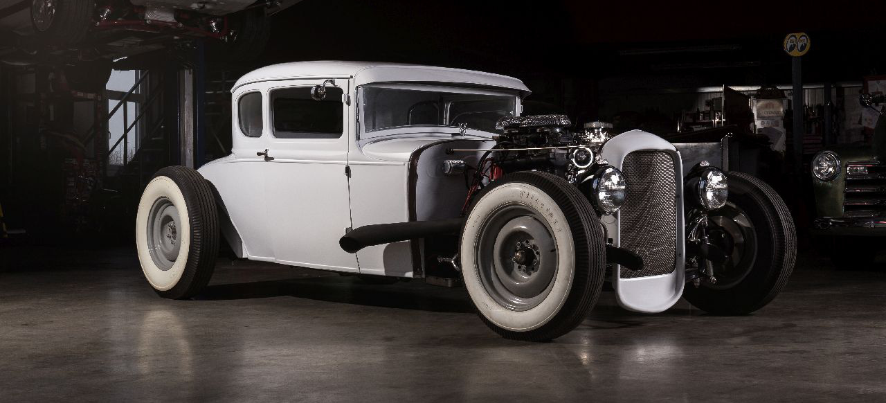 "Das Projekt ""Walle"": 1930er Ford Model A 5-Window Coupe"