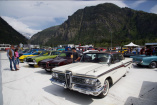 29. April: 24. US-Car & Harley Meeting, Cazis (CH)