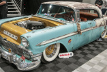 "SEMA SHOW but no Shine: Resto-Mod mit Patina: 1956er Chevrolet Bel Air ""Boosted Bela"""