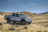 Off Road Pickup: 2020 Jeep Gladiator kommt nach Europa