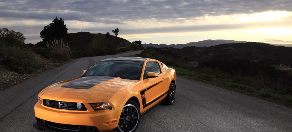 ford mustang boss  coole wallpaper das amerikanische