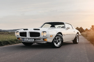 1973er Pontiac Firebird Formula 400/455: One of the Last