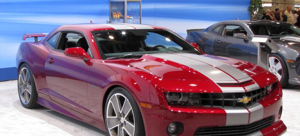 Sema Show 2010 Las Vegas Die Us Car Neuheiten Der