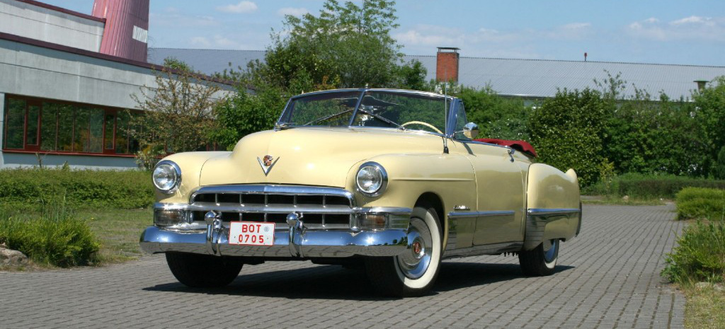 classic cabriolet 49er cadillac 62 convertible. Black Bedroom Furniture Sets. Home Design Ideas