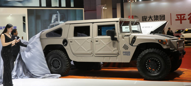 vlf baut humvee c series hummer ist zur ck news. Black Bedroom Furniture Sets. Home Design Ideas
