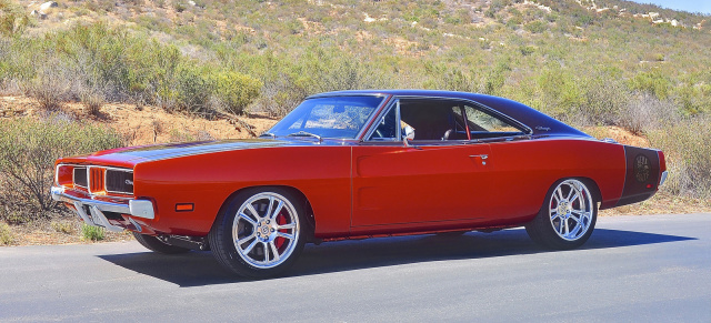 1969er Dodge Charger Hemi: CHARGER XTREME!