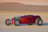 1930er Hoffman/ Ford Roadster: Red Hot Attraction