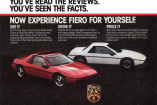 Happy Birthday!: 30 Jahre Pontiac Fiero