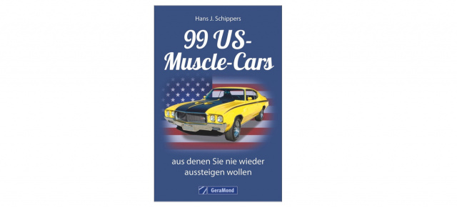Buchtipp: 99 Muscle Cars