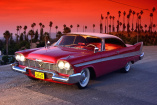 1958 Plymouth Fury: The Real Christine  - das echte Filmauto