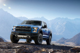 Hochleistungsversion des F-150: Ford Raptor Pick Up
