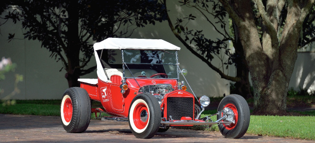 The RevoluTion -  1923er Ford Pickup Roadster von Darryl Starbird: The Big T