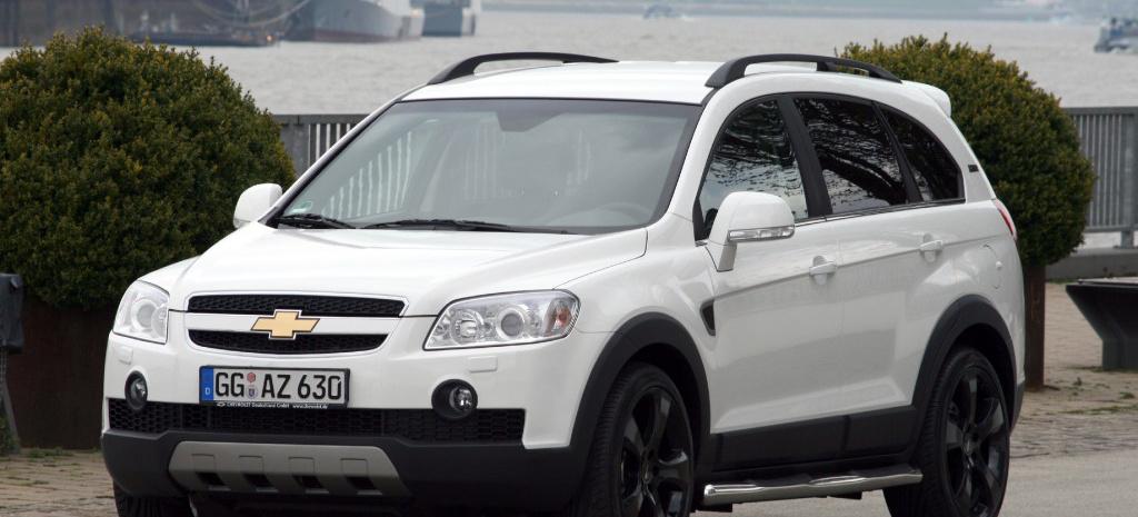 Styling Set Irmscher Editon Chevrolet Captiva Im Sport