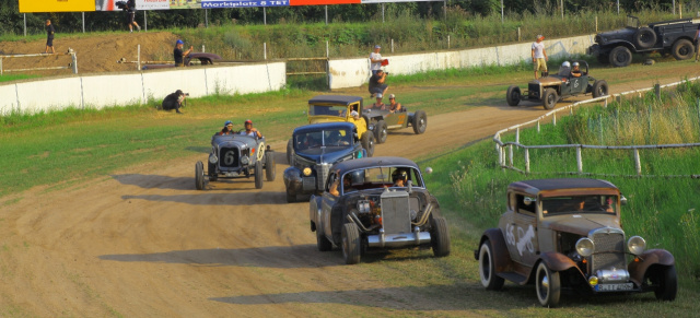 So war's: Rust´n' Dust Jalopy , Teterow, 19.- 21. Juli