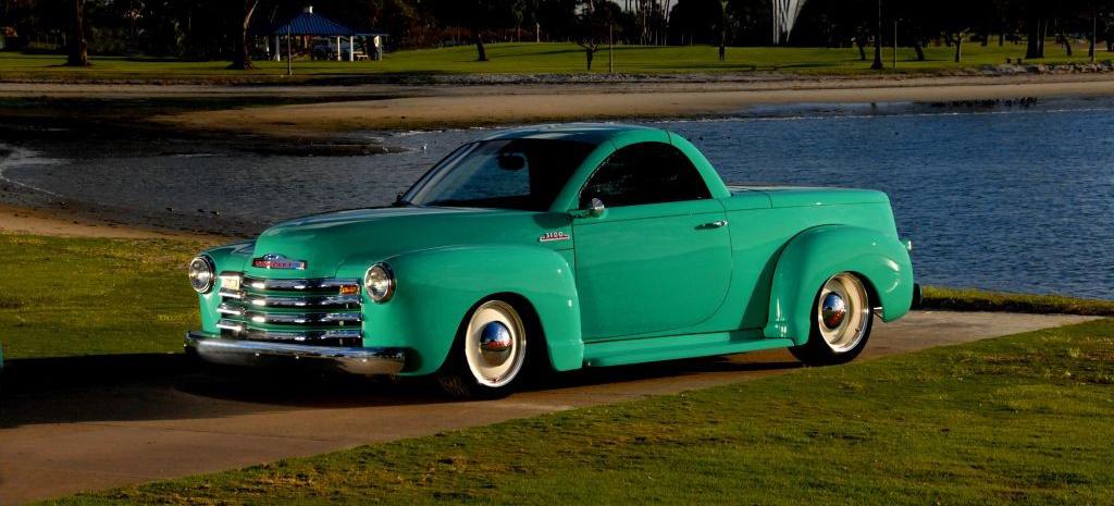 Neues Modell Original Teile 2003 Chevrolet Ssr Meets