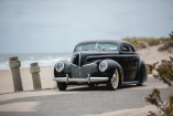 Der Nachtfalter: Extraklasse: 1940er Mercury Coupe Custom  - made by Rudy Rodriguez