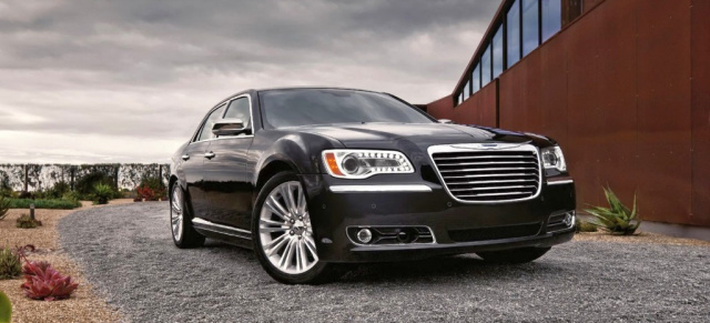 Offizielle Bilder & Video! Chrysler 300C aka Lancia Thema: Der ...