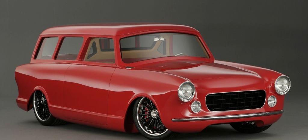 v8 auf italienisch 1960 amc rambler mit ferrari power 400 ps im kleinwagen auto des monats. Black Bedroom Furniture Sets. Home Design Ideas