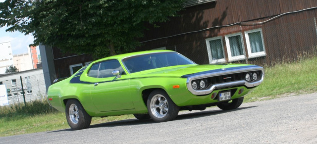 love @ first sight muscle car look-a-like: 1972 plymouth satellite