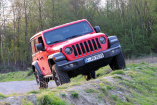 Iconic 4x4: Fahrbericht: 2019er Jeep Wrangler Unlimited Rubicon
