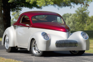 1941er Willys Street Rod